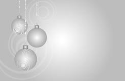 Ornamento brancos Imagem de Stock