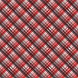Ornamento britânico da manta Linha fina diagonal abstrata Art Pattern Imagem de Stock