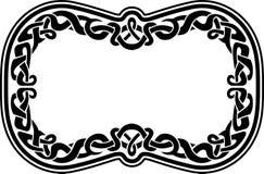 Ornamento celtico Fotografie Stock