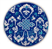 Ornamento cerâmico Fotos de Stock Royalty Free