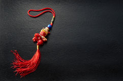 Ornamento chinês Foto de Stock Royalty Free