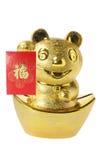 Ornamento chino del Año Nuevo Foto de archivo libre de regalías