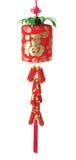 Ornamento chino del Año Nuevo Fotografía de archivo libre de regalías