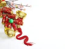 Ornamento chino del Año Nuevo Foto de archivo
