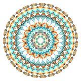 Ornamento circular Imagenes de archivo