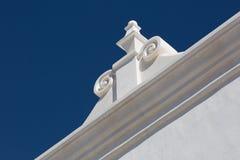Ornamento clássico do telhado Imagem de Stock Royalty Free