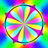 Ornamento colorido Fotos de Stock Royalty Free