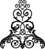 Ornamento da cascata Imagem de Stock Royalty Free