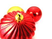 Ornamento da esfera do Natal Imagens de Stock
