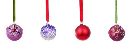 Ornamento da esfera do Natal Imagens de Stock Royalty Free