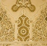 Ornamento da parede Fotografia de Stock Royalty Free