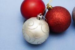 Ornamento das bolas do Natal para a decoração Fotografia de Stock Royalty Free
