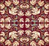Ornamento das folhas Fotos de Stock Royalty Free
