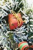 Ornamento de ano novo Foto de Stock