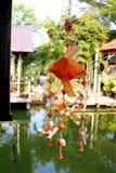 Ornamento de Fishshaped Fotografia de Stock Royalty Free