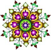 Ornamento de India Imagem de Stock