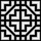 Ornamento de Kelt (sem emenda) Imagem de Stock