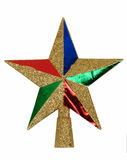 Ornamento de la estrella imágenes de archivo libres de regalías