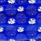 Ornamento de la flor Imagen de archivo libre de regalías