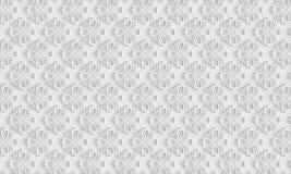 Ornamento de la flor del fondo Imagen de archivo libre de regalías