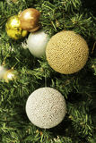 Ornamento de la Navidad Foto de archivo