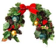 Ornamento de la Navidad fotos de archivo