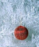 Ornamento de la Navidad imágenes de archivo libres de regalías