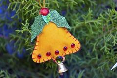 Ornamento de la Navidad Imagen de archivo libre de regalías