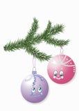 Ornamento de la Navidad. Imagen de archivo
