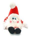 Ornamento de la Navidad de Papá Noel Fotos de archivo libres de regalías