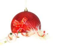 Ornamento de la Navidad y del Año Nuevo Fotografía de archivo libre de regalías