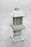 Ornamento de la terracota en el templo de Zhengjue en palacio de verano viejo Fotos de archivo
