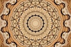 Ornamento de madeira Fotos de Stock Royalty Free