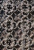 Ornamento de metal do vintage Imagens de Stock