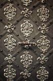 Ornamento de metal do vintage Fotos de Stock Royalty Free