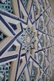 Ornamento de Oriente Medio Imágenes de archivo libres de regalías