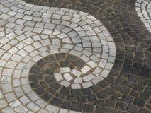 Ornamento de piedra Foto de archivo