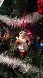 Ornamento de Santa do cozinheiro chefe Foto de Stock