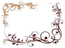 Ornamento de Styleish Foto de Stock Royalty Free