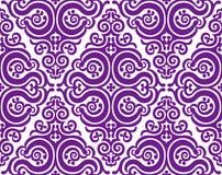 Ornamento de Ulchi Imagens de Stock
