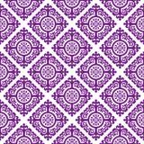 Ornamento de Ulchi Imagem de Stock Royalty Free