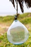 Ornamento de vidro fundido fotografia de stock royalty free