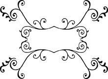 Ornamento decorativo 3 stock de ilustración