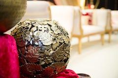 Ornamento decorativo Imagens de Stock Royalty Free