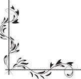 Ornamento decorativo. Fotografia de Stock Royalty Free