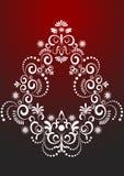 Ornamento decorativo del bordo. Arti grafiche. royalty illustrazione gratis