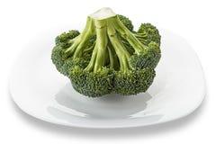 Ornamento dei broccoli Fotografie Stock