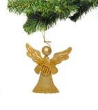 Ornamento del ángel Imagenes de archivo