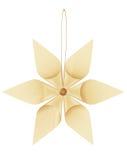 Ornamento del árbol de navidad Fotos de archivo