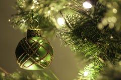 Ornamento del árbol de navidad Fotografía de archivo libre de regalías